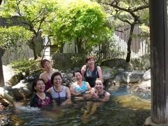 露天温泉ジャグジー 採暖の湯